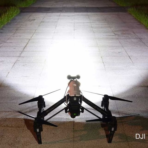 DJI Inspire 1 Head Lamp LED light  인스파이어1